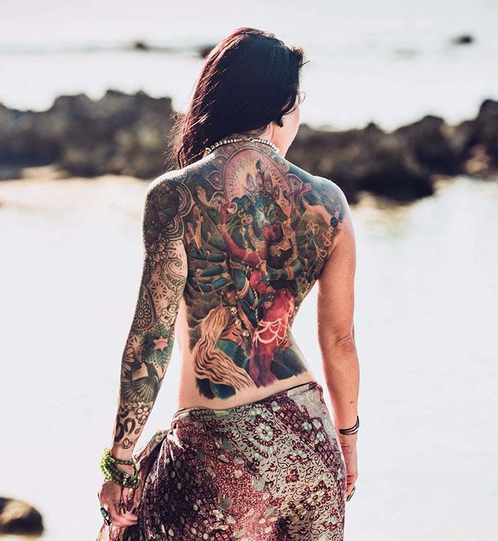 Amazing Back Piece