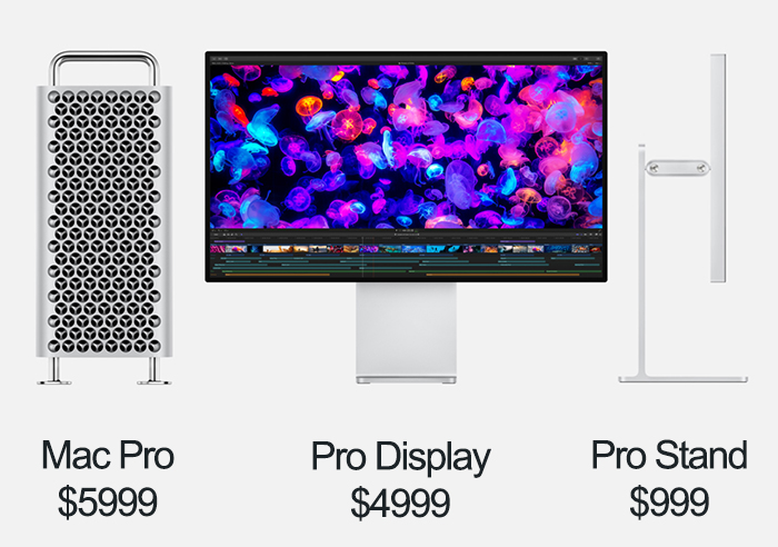 People Are Making Fun Of Apple's New $999 Monitor Stand And