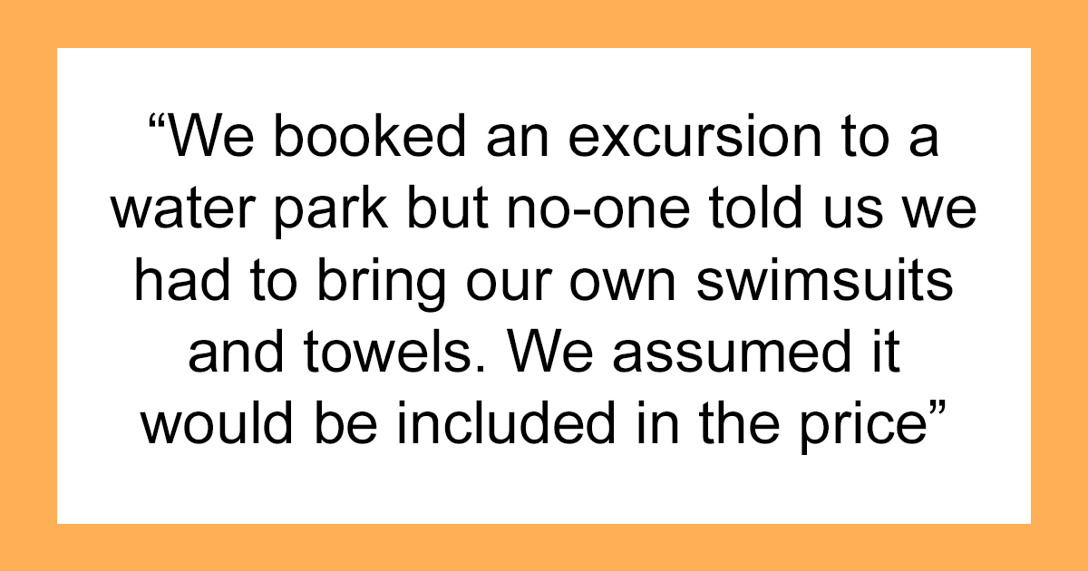 23 Most Ridiculous Complaints Made By Holidaymakers