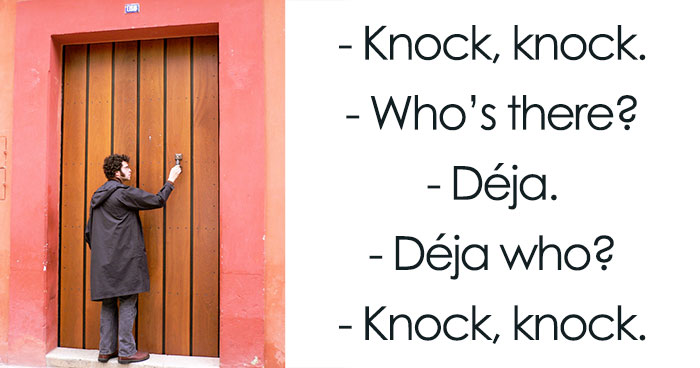 Knock-Knock Yourself Out With These Hilarious, Punny Jokes