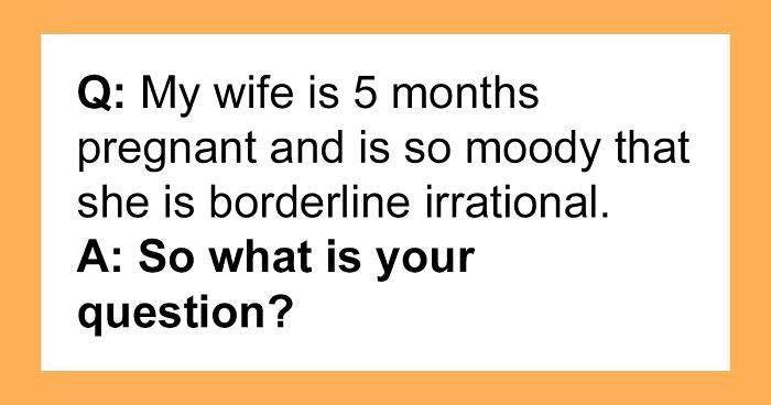 10 Hilarious Pregnancy Questions With Even Funnier Answers