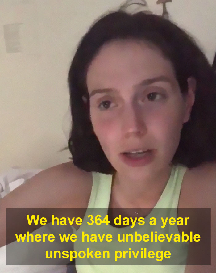 People Are Loving This Woman's Video About What Preparations For 'Straight Pride' Would Look Like