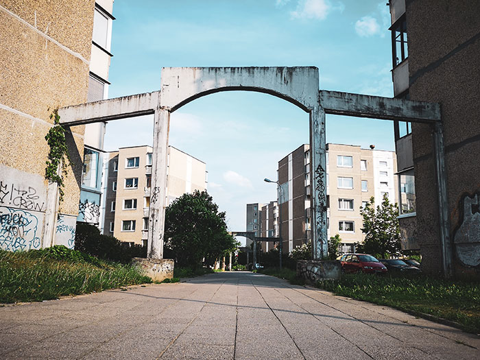 "The ""Chernobyl"" Mini-Series Was Shot Where I Live, So I Documented The Borough"