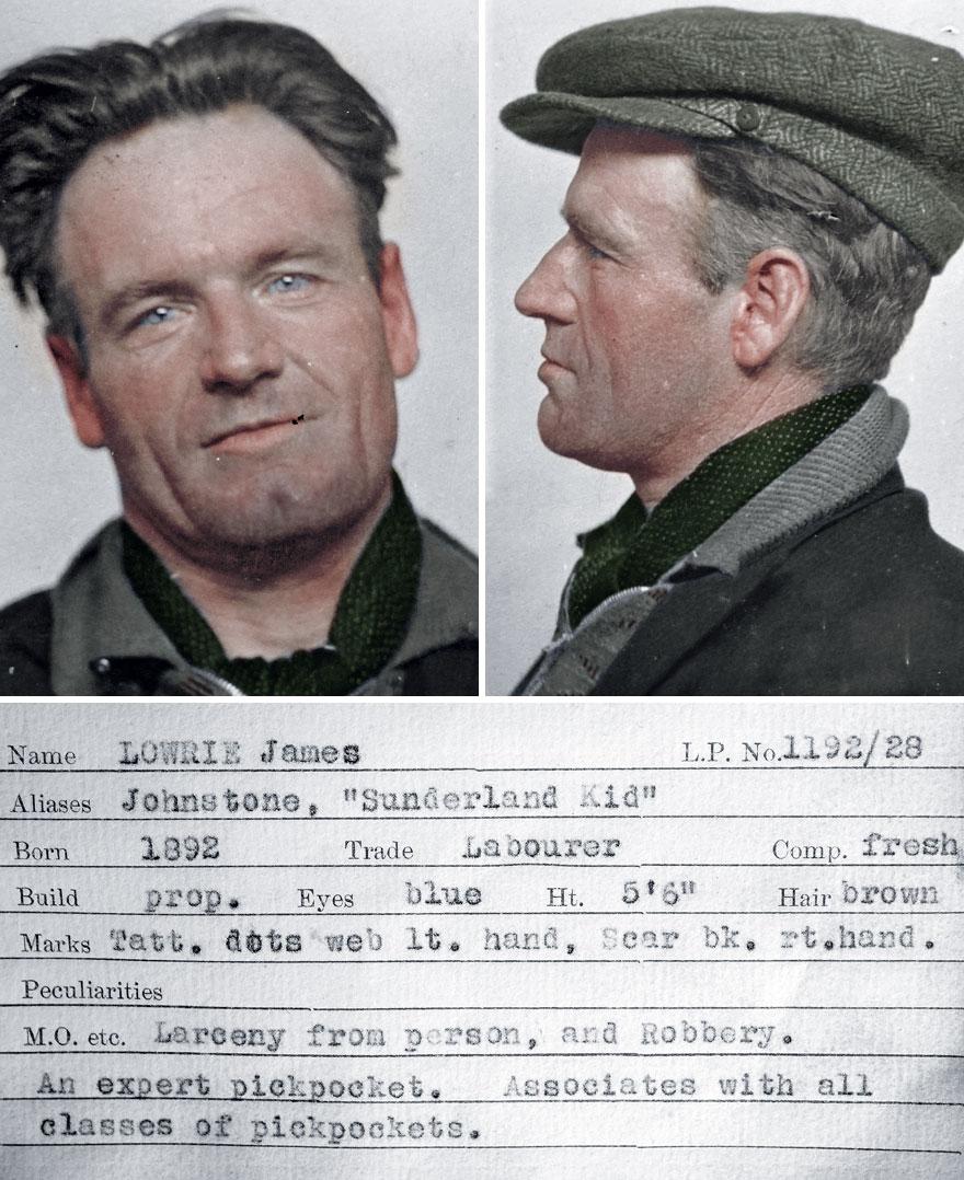 James Lowrie