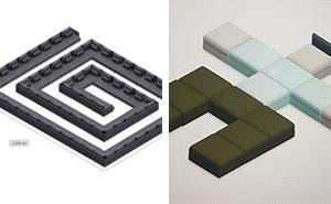 IKEA permite a la gente diseñar sus propios sofás y los resultados son muy graciosos (20 imágenes)