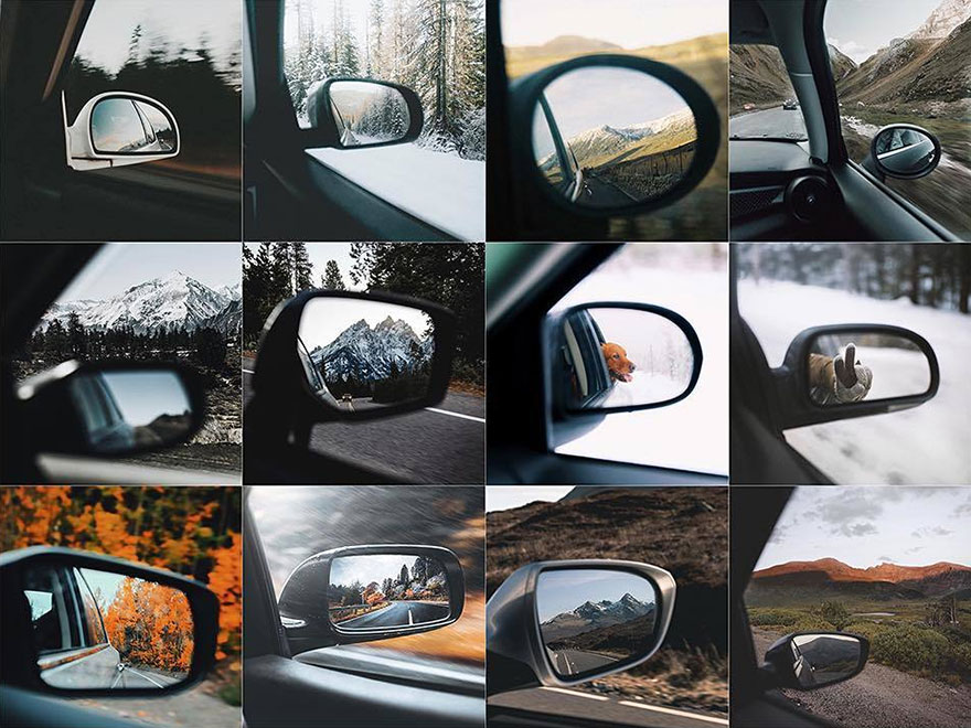 Check Your Mirrors!