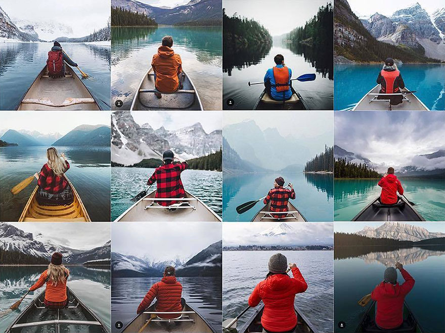 Canoe But With Red