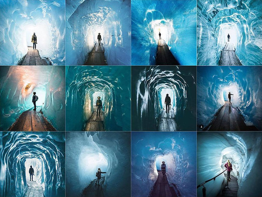 Person Centered In This Ice Cave (The Holy Trinity Of Fabians)