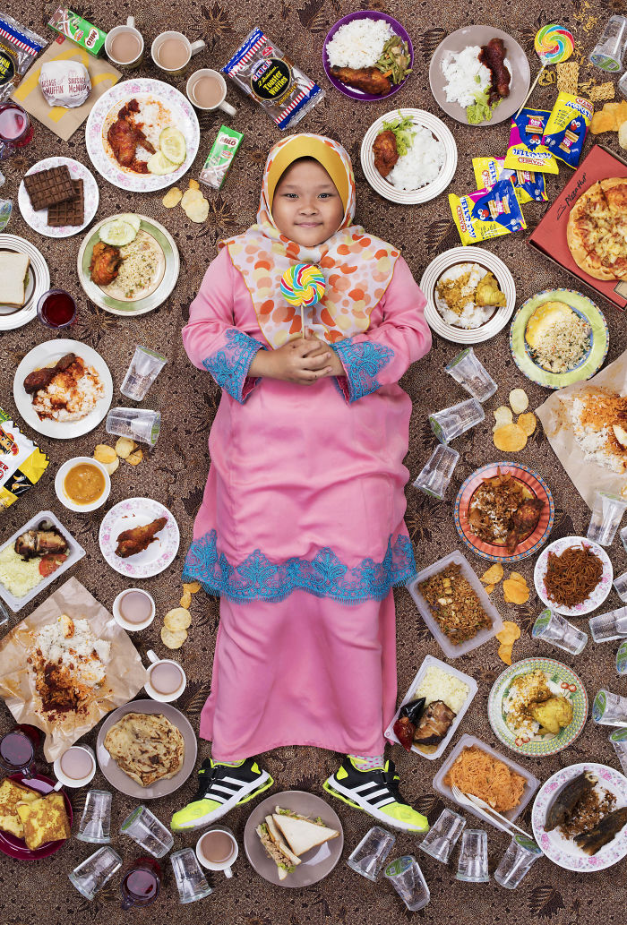 Siti Khaliesah Nataliea Muhamad Khairizal, 9, Kuala Lumpur, Malasia