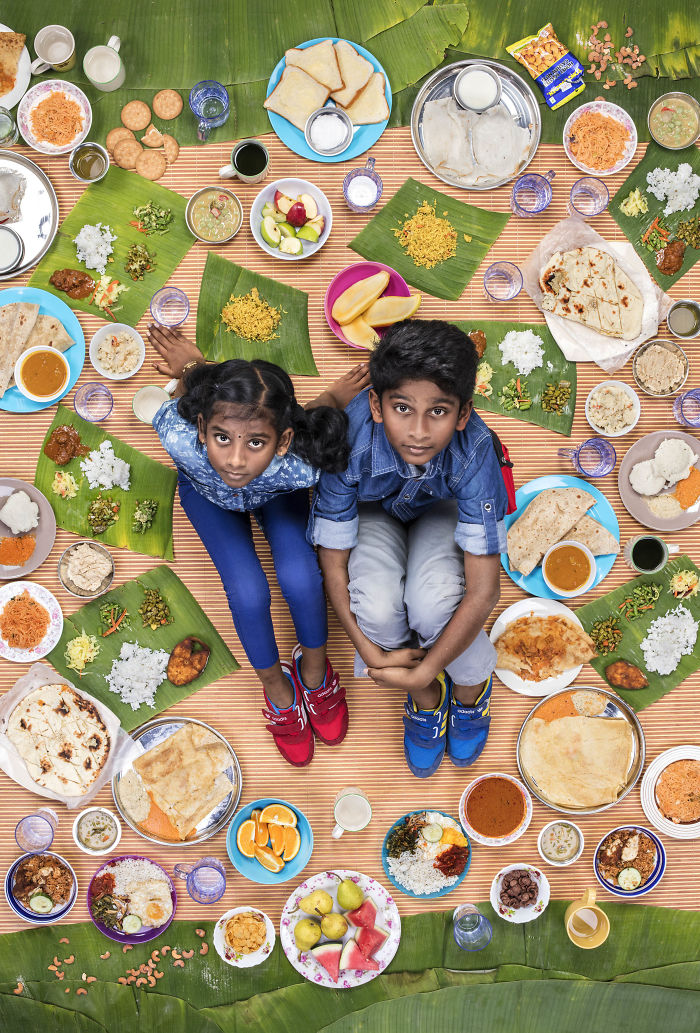 Tharkish Sri Ganesh (10) e Mierra Sri Varrsha (8), Kuala Lumpur, Malesia