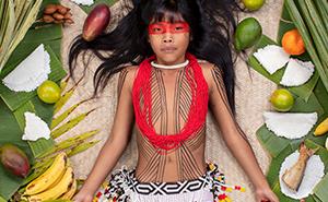 25 niños de todo el mundo fotografiados con lo que comen en una semana