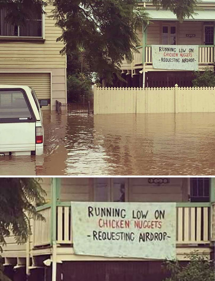 Meanwhile In Australia, The Situation Grows Dire