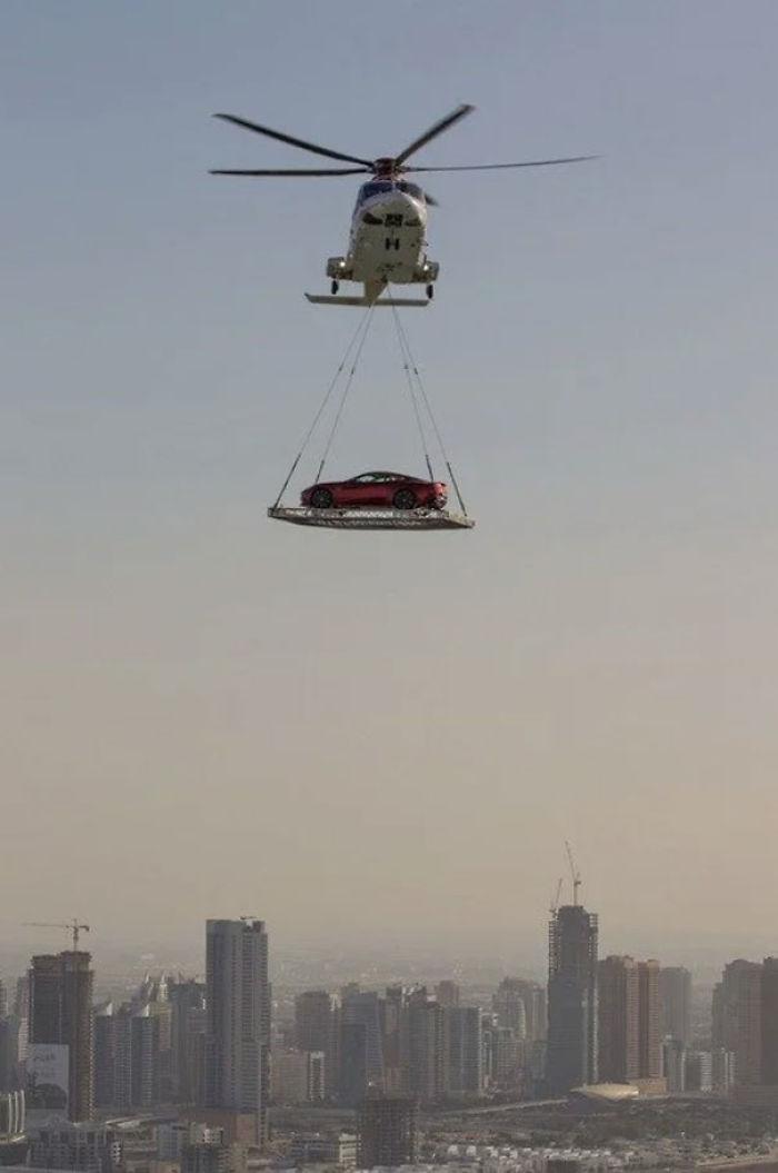 Meanwhile In Dubai