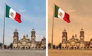 Alguien se dió cuenta de que México siempre tiene el mismo aspecto en las películas de EEUU, e hizo un meme al respecto que se volvió viral