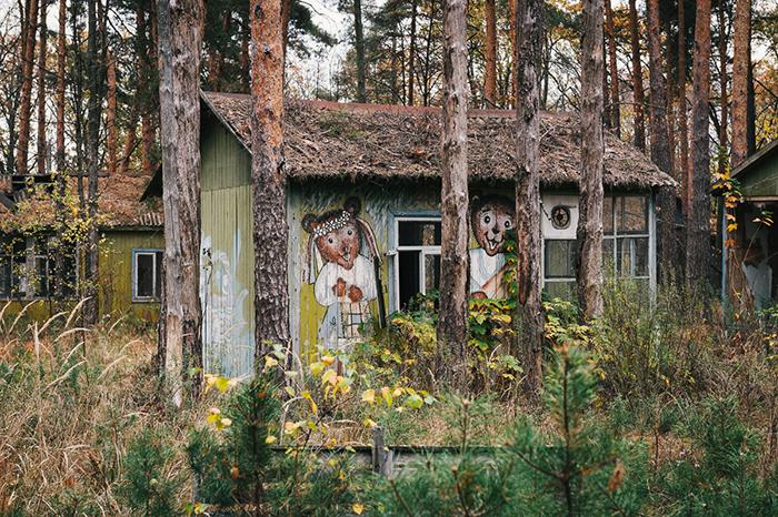 "Chernobyl - Children's Camp ""Emerald"""