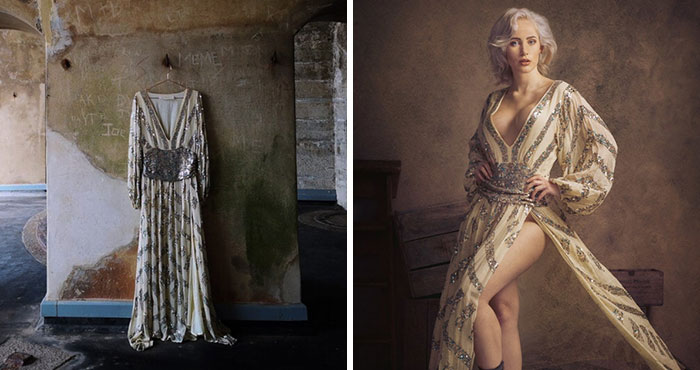 This Is How One Dress Looks When Photographed On Different Models By Eleven Photographers