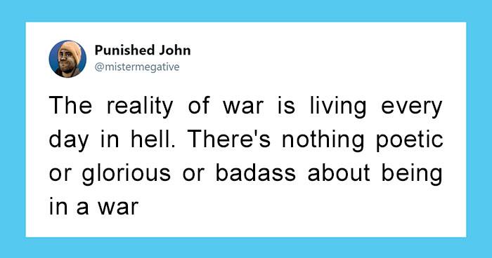 Former Marine Claps Back At Call Of Duty Developers By Explaining How War Actually Looks