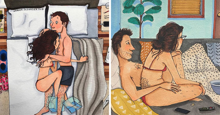 Honest Illustrations Show What Happens Behind Closed Doors In Every Relationship (30 New Pics)