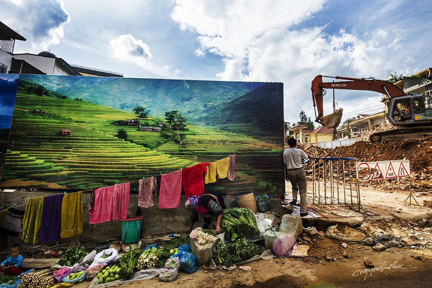 Sapa- Vietnam, Where Is Now Land Of Fog, Paradise ?
