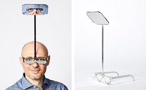 Guy Invents Glasses That Allow Short People To See The World From 'Above' (+6 Other Inventions)