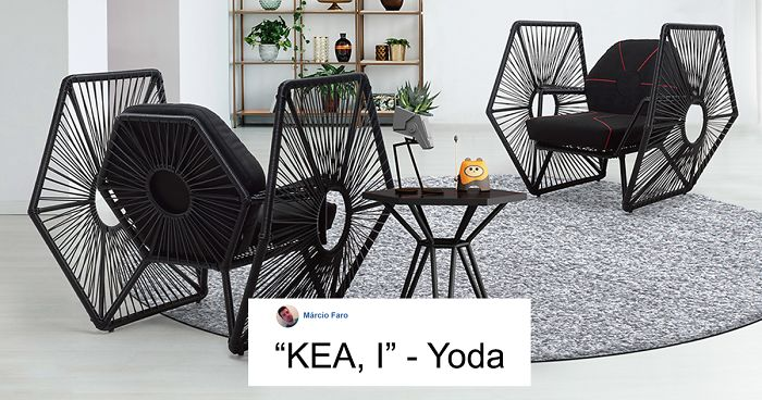 'Star Wars Disney' Releases A Luxury Furniture Collection For The Most Stylish Nerds