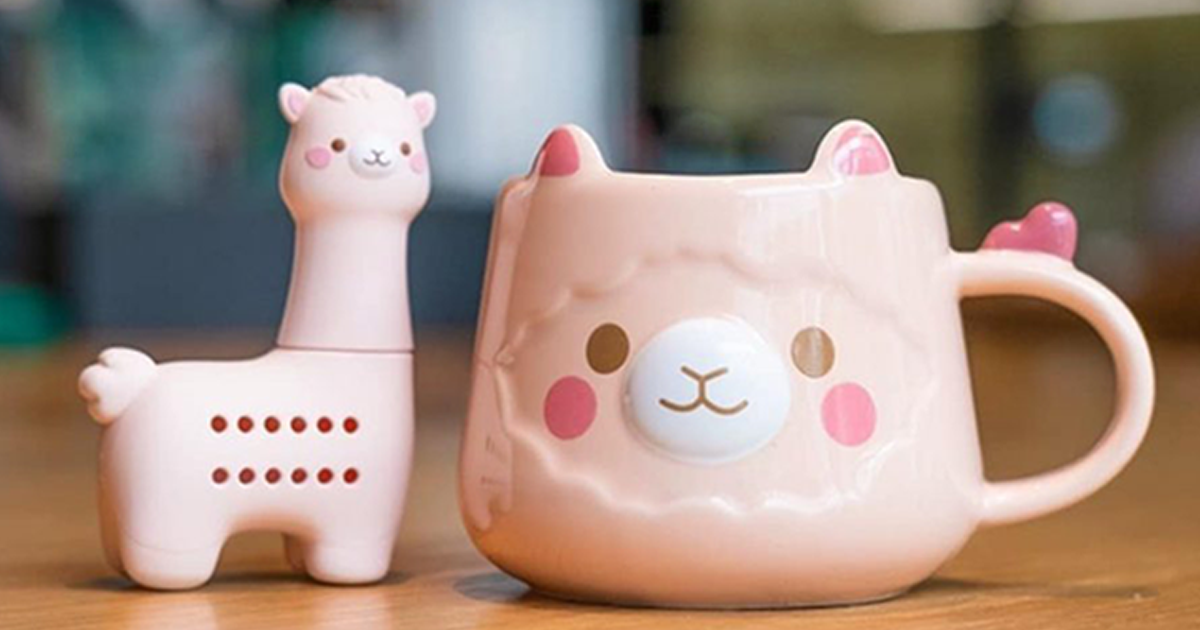 Starbucks Releases New Adorable Animal Inspired Merchandise Collection Bored Panda