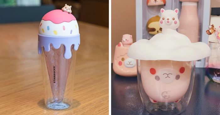 This Animal-Themed Merch From Starbucks Is Just Adorable