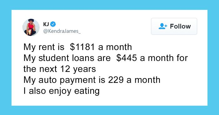 30 Alarming Posts About How The Student Debt System Affects People's Lives And It's Terrible