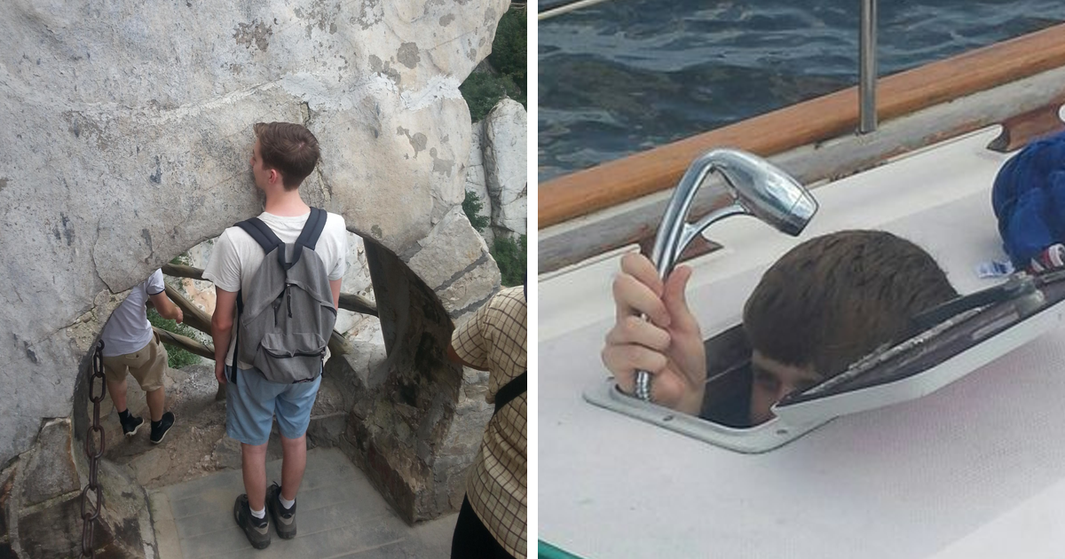 Tall People Are Sharing Their Everyday Struggles In 85 Funny Pics