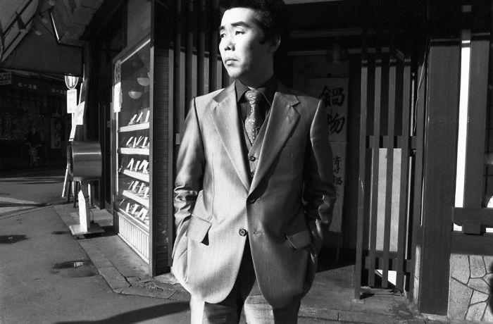 Man In Suit, 1979