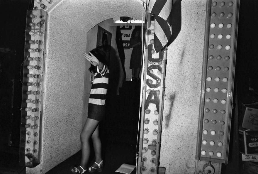 Shinjuku, Kabuki-Cho (USA Club), 1976