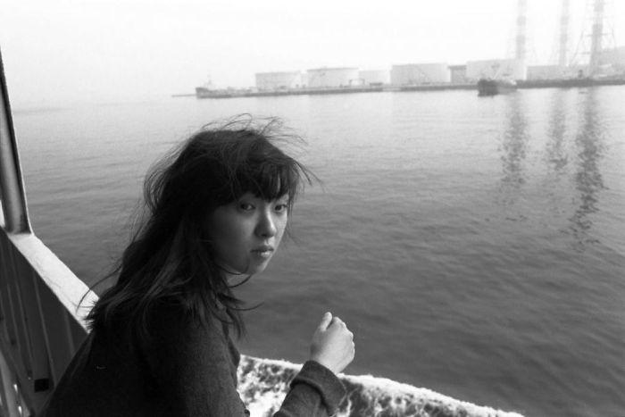 Juli, Tokyo Bay. 1979