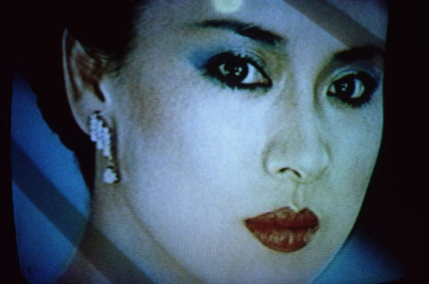 Judy Ong, Parco TV Commercial, 1980