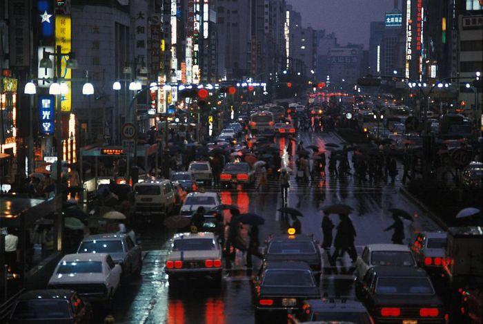 Shinjuku, 1979