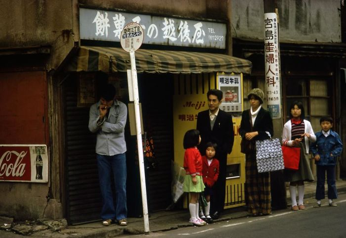 Bus Stop, 1977
