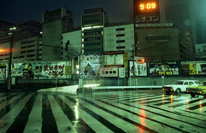 Shinjuku 5:09am, 1979