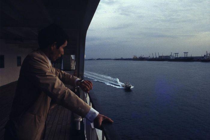 Tokyo Bay, Ferry To Okinawa, 1982