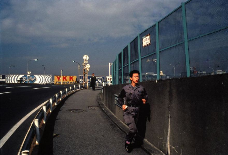 Near Haneda Airport, Tokyo, 1979