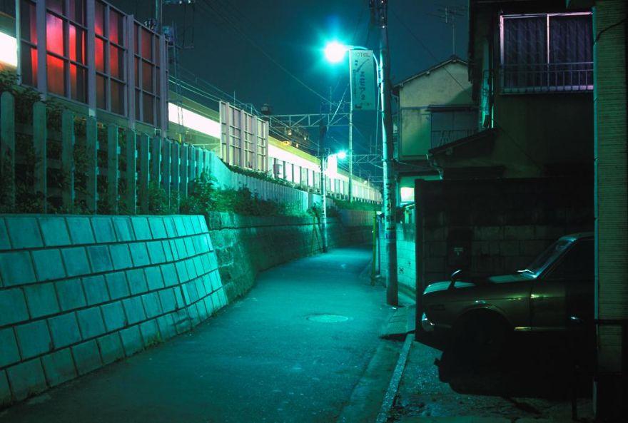 Shin-Okubo, 1979