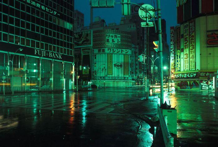 Shinjuku, 05:00 Am, 1979