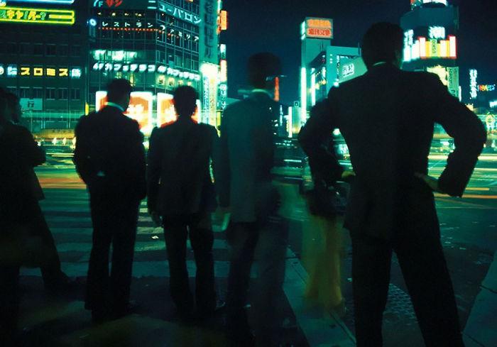 Shibuya Crossing, 1976
