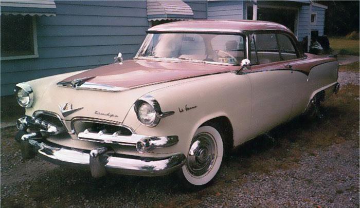 Шикарный Dodge LaFemme 1965 года исключительно для дам.