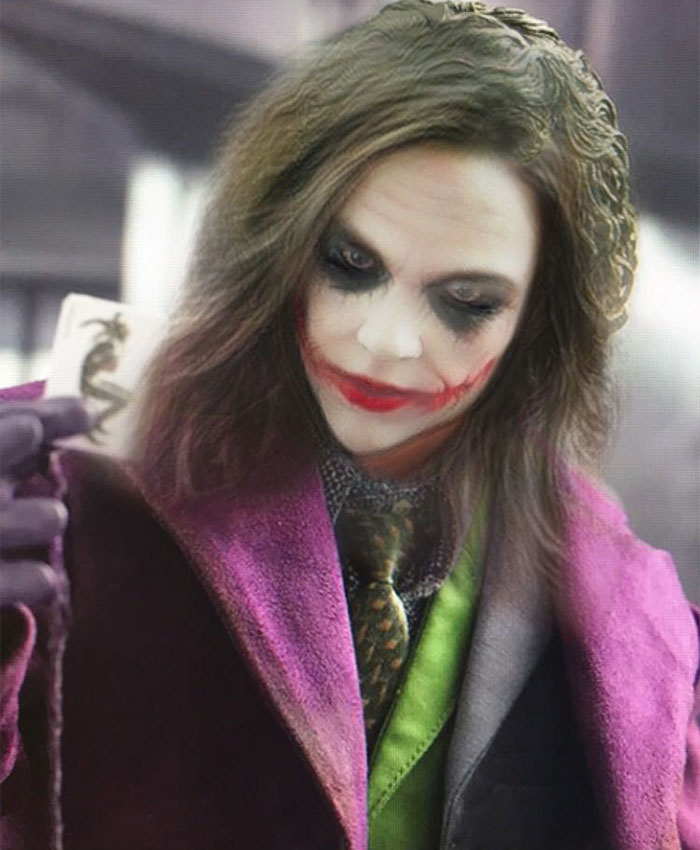 Woman Suggests That A Female Joker Would Be A Convincing