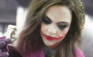 Woman Suggests That A Female Joker Would Be A Convincing Character, And Men Lose Their Minds