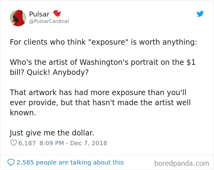 Thought On Exposure