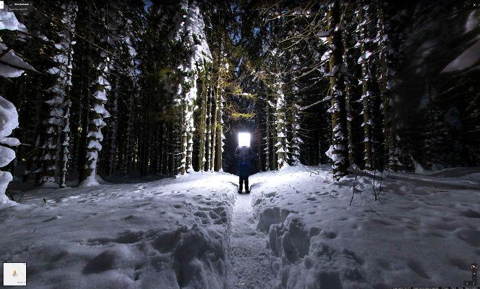Pieniny, Hiking Trail To Slovakia