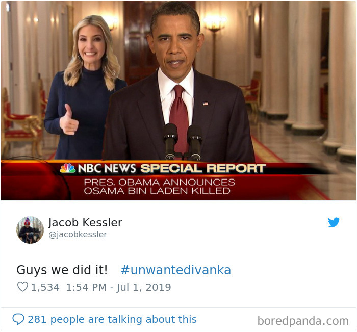 Unwated-Ivanka-Trump-Meme-G20-Summit-Japan