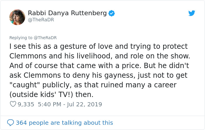 """Rabbi Reminds The World About Mr. Rogers' """"Radical Theology"""" In Viral Twitter Thread"""