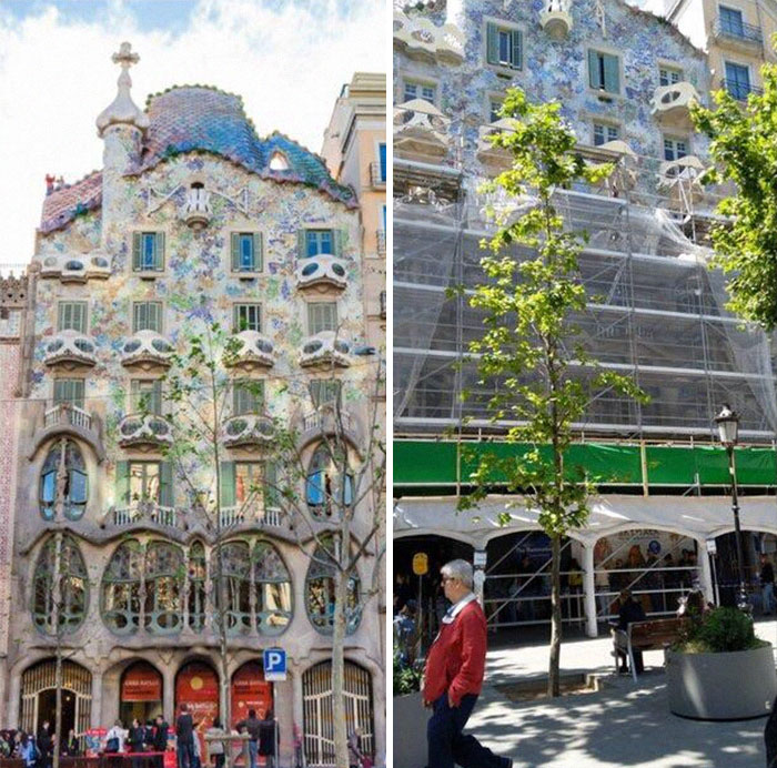 Went To Visit Casa Batlló In Barcelona