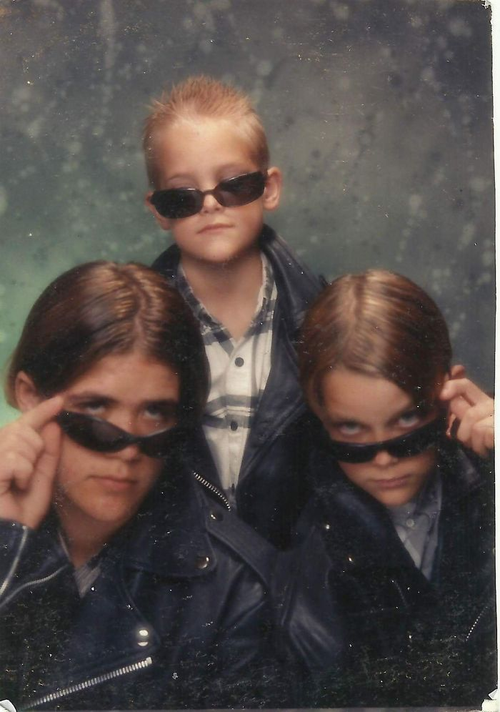 My Brothers And I Back In The Sweet Sweet 90s